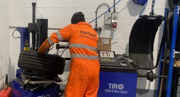 MK Fleet Tyre Service
