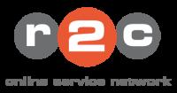 r 2 c Online logo